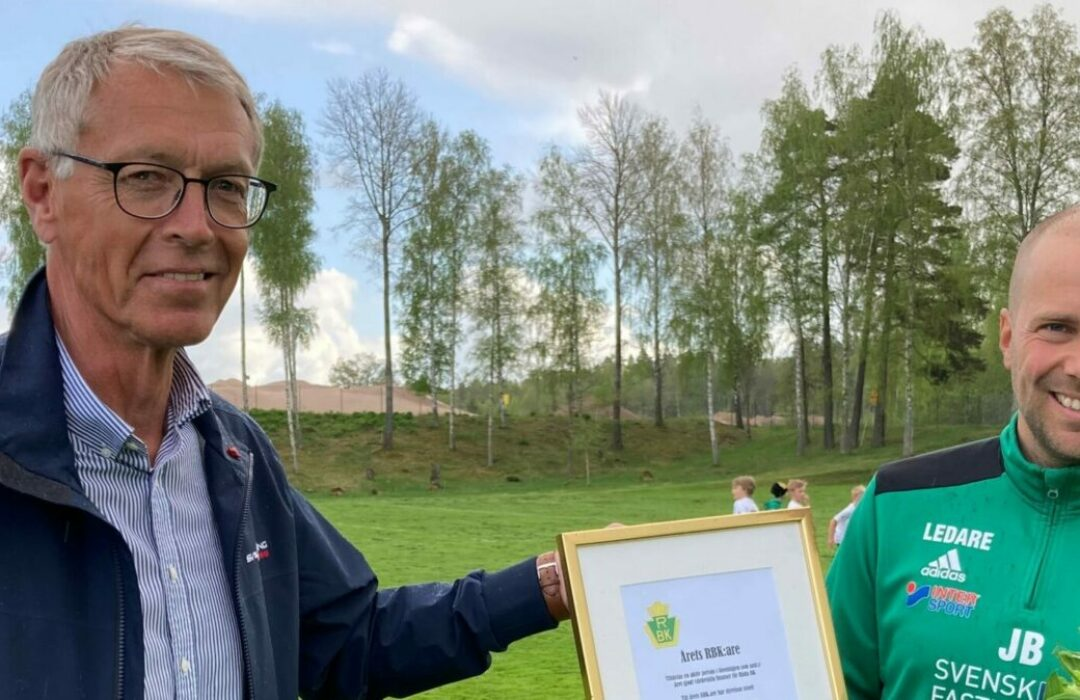 Jesper Bankemyhr Årets RBK:are 2020